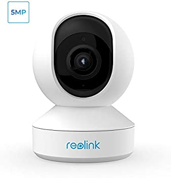 Reolink E1 Zoom 5MP PTZ Wi-Fi Home Security Camera