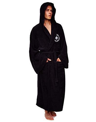Star Wars Sith Imperium Bademantel, schwarz, one-size, Standard, Schwarz
