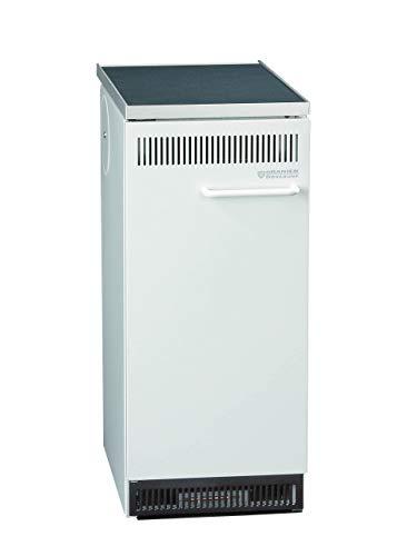 Oranier C 1850 Gas Standgerät Zusatzherd Weiß Warmhaltefläche Freistehend Küche