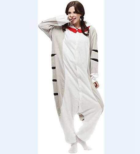 RULTA Erwachsene Unisex Schlafanzug Halloween Einteiler Kostüm - - Medium / Large