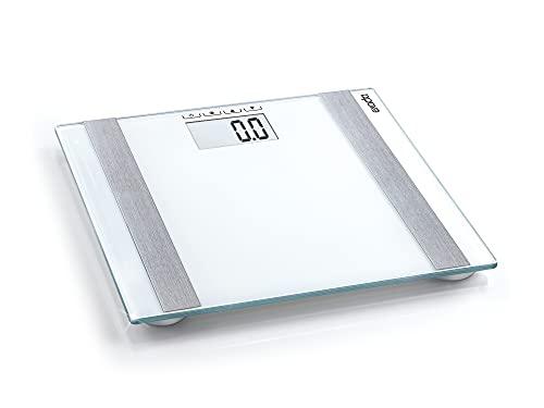 Soehnle 63317 PWD Exacta Deluxe - Báscula digital, color blanco