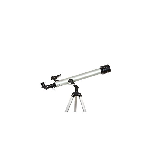 Byomic Junior telescopio Refractor 60/700 con la Maleta