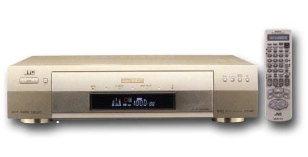 JVC HR-S9700 VHS-Videorekorder Champagner