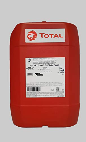 20 Liter TOTAL QUARTZ 9000 Energy 5W-40