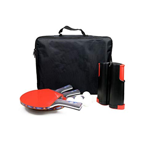 Learn More About LFLLFLLFL Ping Pong Practice Rackets Set, Family Leisure Sports Student/Adult/Staff