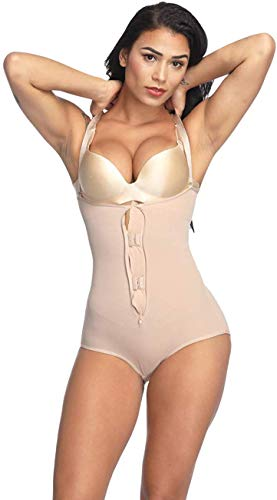 Sweetlover Faja Reductora Body Reductor Shaper Lencería