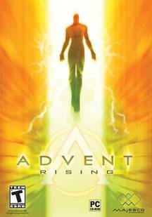 Advent Rising - PC by Majesco