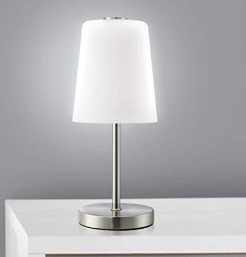 """TRANGO LED Schreibtischlampe Tischleuchte Nachttischlampe Lampe TG2017-95""""Boston"""" inkl. LED Leuchtmittel 3000K warm-weiß"""