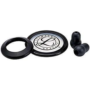 3M Littmann 40005 Stethoscope Spare Parts Kit, Classic II S.E. - Black:Interdir