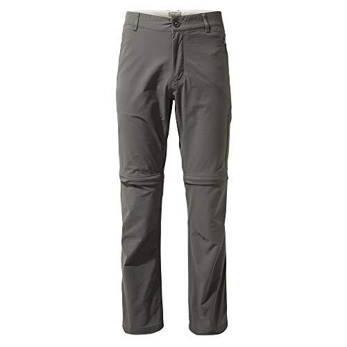 Craghoppers NL TRS Pro Conv Pantalon, Elefante, 33\