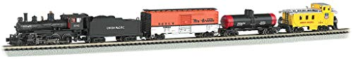 Bachmann Trains - Whistle-Stop Special DCC Sound Value Ready to Run Electric Train Set - N Scale