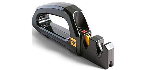 Work Sharp Worksharp Pivot Pro Kreuzschärfer für Erwachsene, Unisex, Schwarz, 50 mm, 50mm