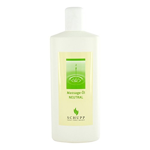 Massageöl neutral, 1000 ml