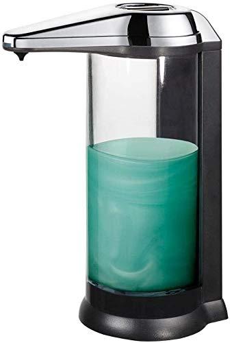 ZYLBDNB Dispensador de jabón, dispensador automático de sobremesa, dispensador de jabón líquido Manos Libres, Inteligente y Multifuncional, montado en la Pared para la Cocina