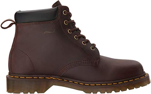 Dr. Martens 939 Ben Boot Gaucho Crazy Horse Unisex Brown Dr Martens Boots UK 9