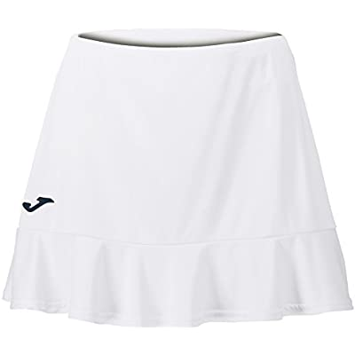 Joma Torneo II Falda, Mujer, Blanco, L