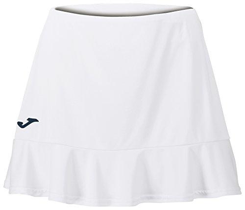 Joma Torneo II Falda, Mujer, Blanco, M