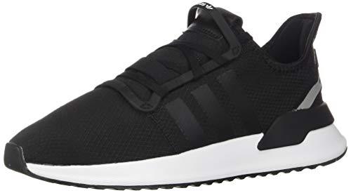 adidas Originals Men's U_Path Running Shoe, Black/White, 10.5 M US