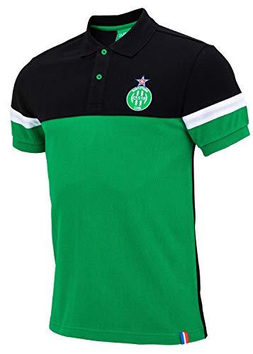 AS Saint Etienne Polo ASSE - Official Collection Men's Size XXL