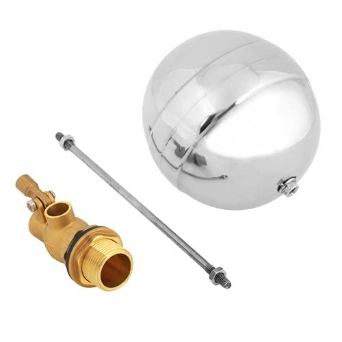 Rosca Macho, Válvula De Agua Sensor De Agua De Acero Inoxidable G3 / 4'DN20 Para Cambiar La Dirección Del Flujo Para Distribuir Agua Para Tuberías