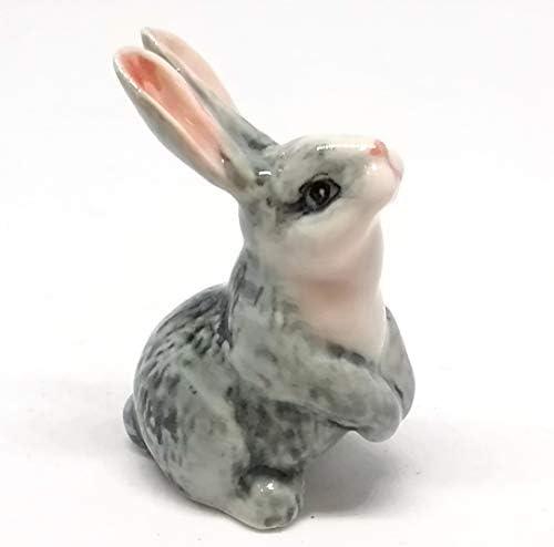 Ceramic rabbit figurines _image4