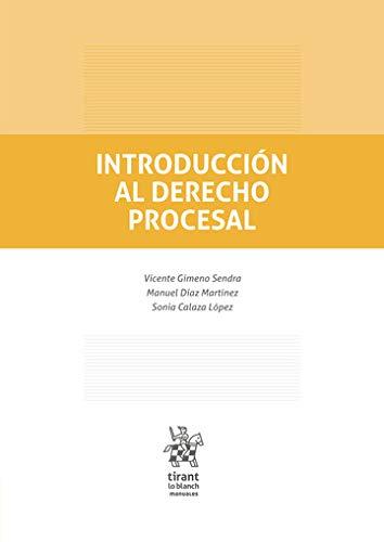 Introducción Al Derecho Procesal (Manuales de Derecho Procesal)