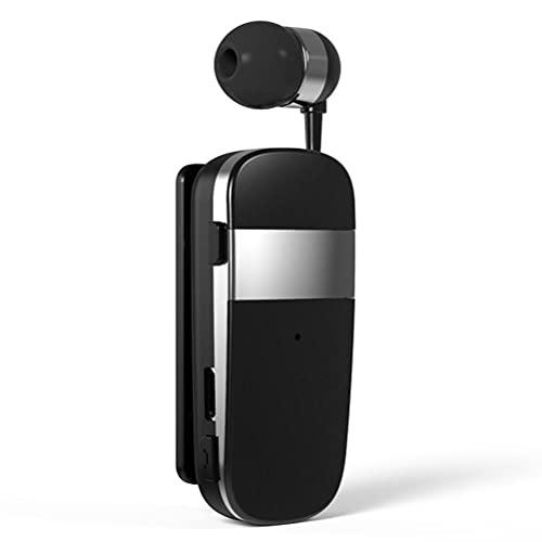 Ayaaa K53 - Auriculares de diadema con Bluetooth 5.0, con cable USB, para vehículos de negocios