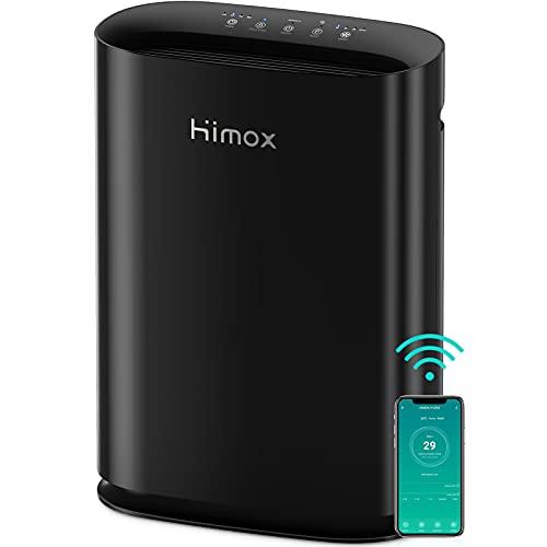 HIMOX purificatore d'aria Air Purifier con controllo App