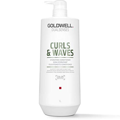 Goldwell Dualsenses Curls & Waves Hydrating Conditioner - für lockiges und gewelltes Haar, 1000 ml