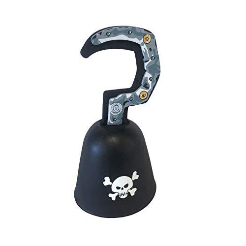 Liontouch 229LT Pirat Rotstreifen Hakenhand | Spielzeug aus Schaumstoff für Kinder
