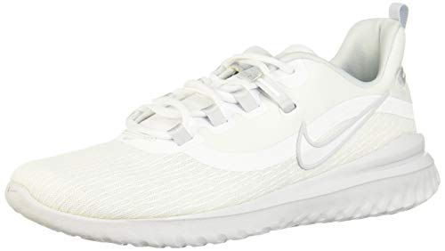 Nike Wmns Renew Rival 2, Zapatillas de Trail Running Mujer, Multicolor (White/White/Pure Platinum 100), 37.5 EU