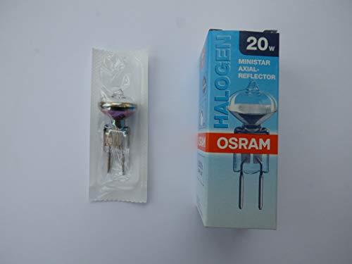 Osram Halogenglühlampe MiniStar Axial-Reflektor 12V, 20W, GY 6,35