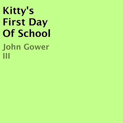 Kitty's First Day of School  By  cover art