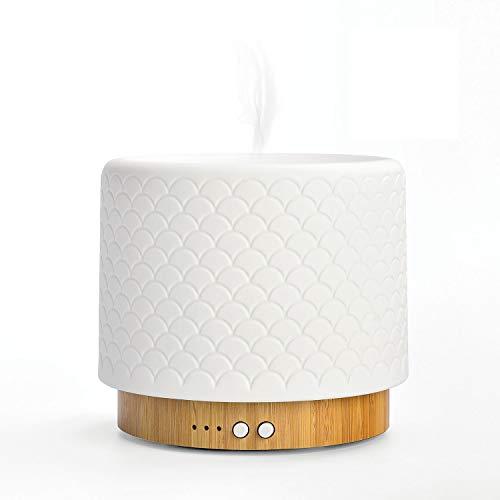 Essential Oil Diffuser Lamp