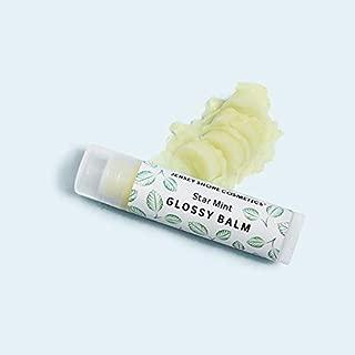 Jersey Shore Star Mint Glossy Lip Balm