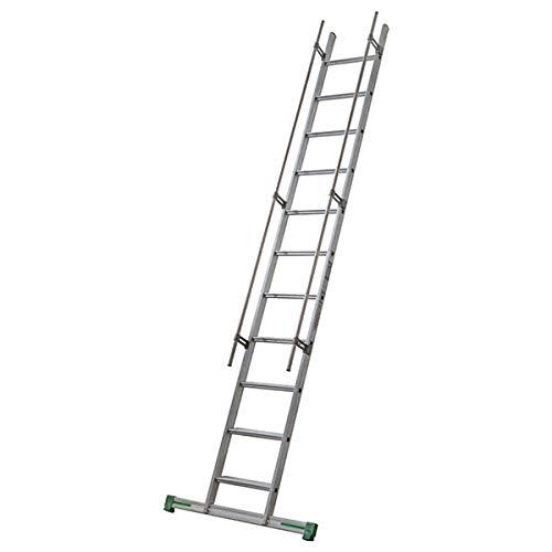 Escala de Meunier Alu + 2 rampas laterales: Amazon.es: Bricolaje y herramientas