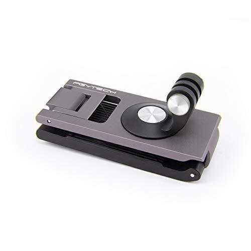 PGYTECH Soporte de correa para cámara de acción compatible con DJI osmo pocket2/pocket osmo Action, GoPro Hero 9/8/7/6/5, insta360 one