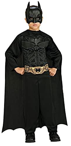 Rubie's Batman Costume per Bambini, Multicolore, Taglia Unica, IT4866