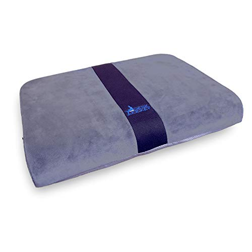 Seat Cushion For Extra Wide Wheelchairs And Office Chairs