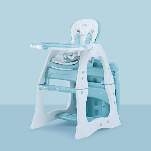 Chaise de salle à manger voiture pour enfants bureau variable siège de bébé fonction table de bébé plastiqueB