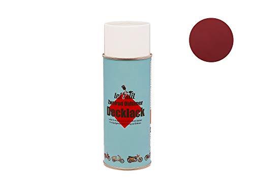 Spraydose Decklack Leifalit (Premium) Bordeauxrot 400ml