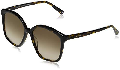Tommy Hilfiger TH 1669/S Sunglasses, DKHAVANA, 57 Womens