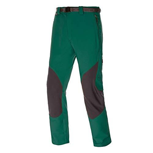 Trangoworld pc008096 – 6 N1 – 3 x à Pantalon Long, Homme, Vert Chasse/Gris (Anthracite), 3 x l