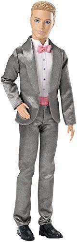 Barbie Mattel CFF38 - Bräutigam Ken Puppe