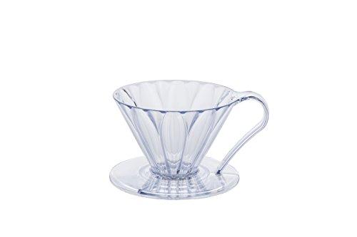 三洋産業 CAFEC フラワードリッパー 樹脂 cup1 クリア PFD-1