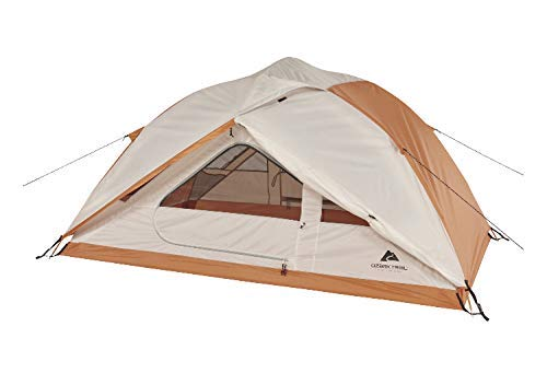Ozark Trail 4-Season 2-Person Hiker Tent (orange)