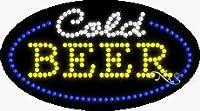Cold Beer Flashing & Animated High Impactエネルギー効率的なLEDサイン