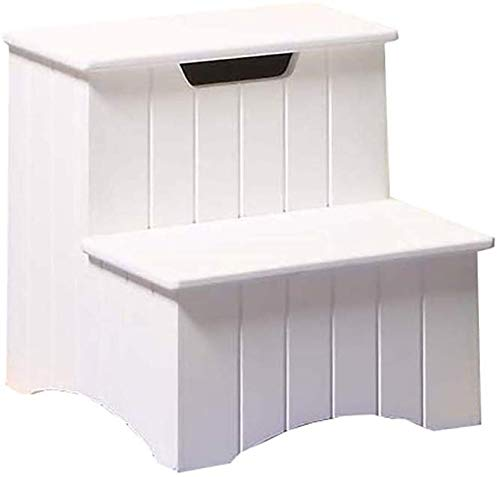 GBX Fácil Y Multifuncional Plegable Conveniente Taburete, Baño 2 Escalera para Niños Pequeños Entrenamiento Insignificante, Madera 2 Tread Escalera Plegable Banco de Cocina (Color: # 1),# 2: Amazon.es: Bricolaje y herramientas