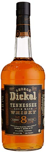 Georg Dickel No. 8 Whisky (1 x 1 l)