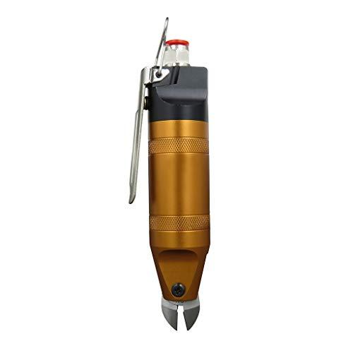 LOVIVER Tijeras de Corte Neumáticas de 1.0-1.6mm Air Shears para Caja de Aleación de Alambre Metálico -a